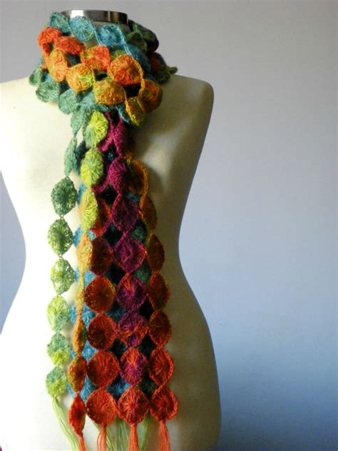 Handmade Scarves Patterns - 54 best images about alize on yarns ravelry