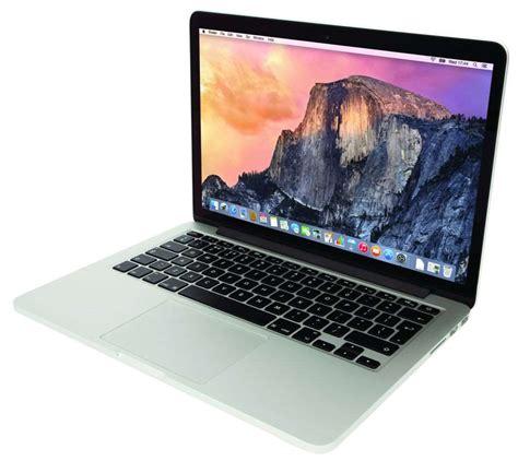 best mac laptop review apple macbook pro 13in with retina display 2015