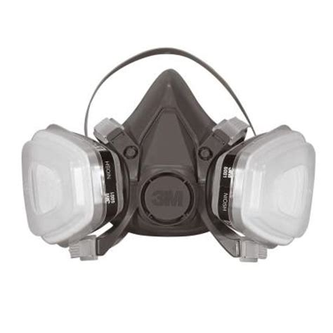 3m large paint project respirator 6311pa1 a the home depot