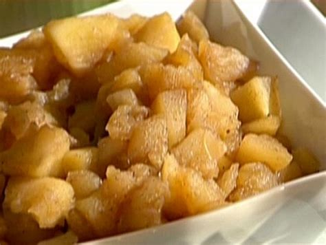 apple compote recipe food network