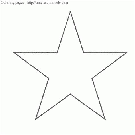 small star coloring page twinkle twinkle little star coloring page