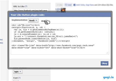 php date format like facebook how to install facebook like button in html5 compliant