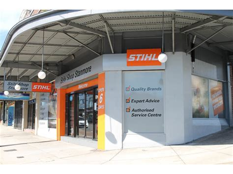 Stuhl Shop by Stihl Shop Stanmore Zeus Construction Products