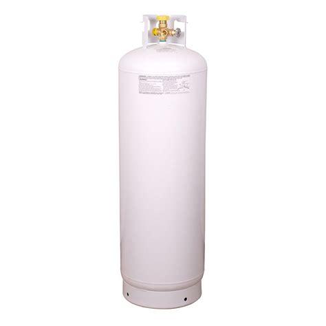 100 lb propane tank worthington pro grade 100 lb empty steel propane cylinder