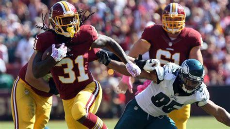Calendario De Los Washington Redskins Nfl Los Redskins Corren Y Paran La Para Ganar A