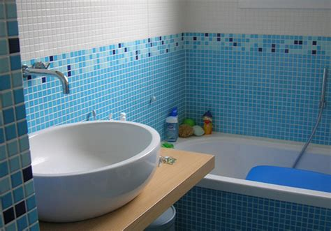 Blue Bathroom Tiles Ideas Wall Tiles Blue Bathroom Ideas