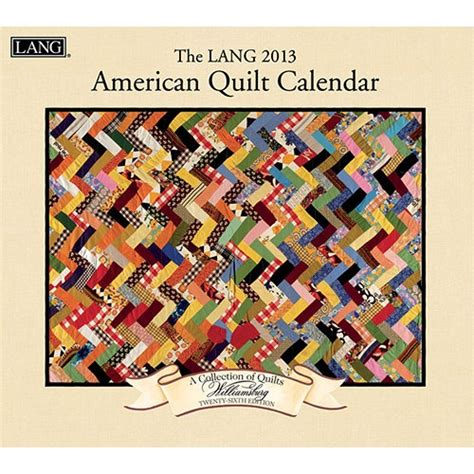 Colonial Williamsburg Calendar American Quilt Wall Calendar The Colonial Williamsburg
