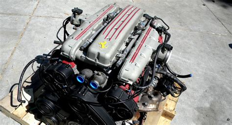how does a cars engine work 2011 ferrari 458 italia electronic throttle control what would you do with a ferrari 550 maranello v12 engine