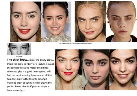 find the best eyebrow shape for your face shape magazine how to find perfect eyebrow shape for your face world