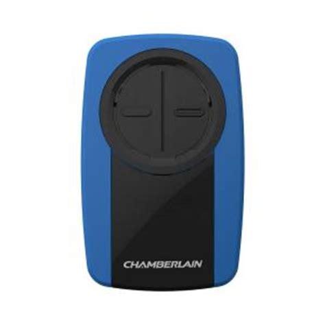 chamberlain universal remote garage door opener klik3u bl