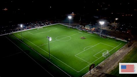 led field lighting soccer field lights lighting packages professional