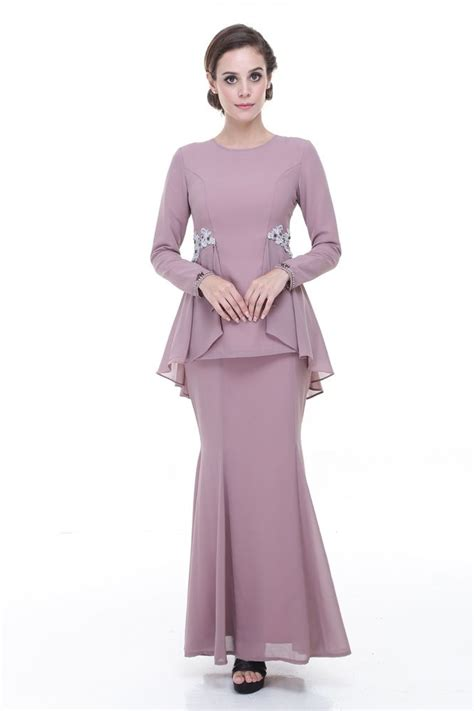 Blouse Peplum Renda Baju Rok Dress 38 best images about fesyen baju raya on kebaya scallops and malaysia