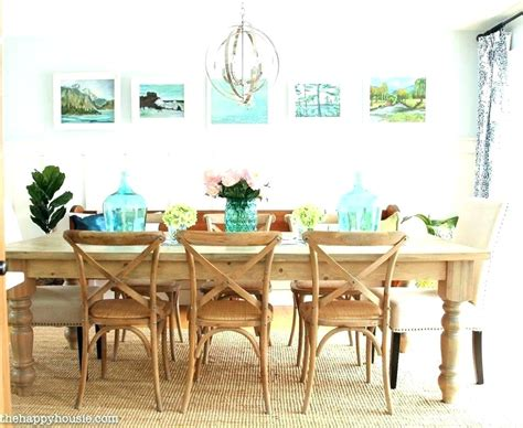 Beachy Kitchen Table by 98 Dining Room Tables Beachy 15 Themed Dining
