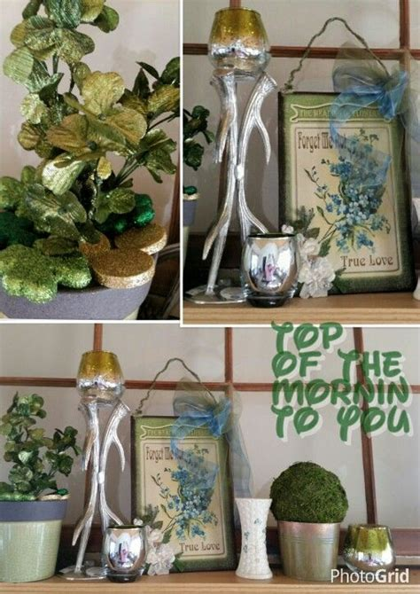 decor for st s day with thrift stores finds and