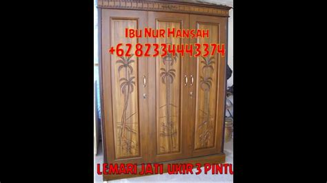 Lemari Es Di Jogja buat lemari jati sliding di malang 082334443374 jual