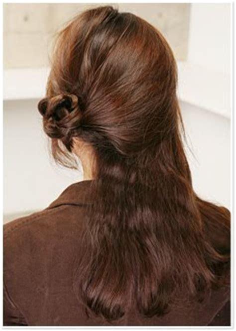 tutorial jalin rambut lipan trend fashion korea terbaru kepang rambut ala korea gambar