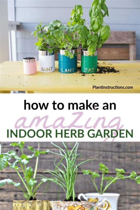 indoor herb garden    images
