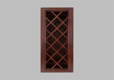 Kitchen Wine Rack Cabinet Lesscare Gt Kitchen Gt Cabinetry Gt Cherryville Gt Lcwr3015cherryville Wine Rack Cabinet