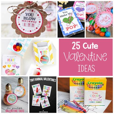 cute valentine themes 25 creative valentine ideas crazy little projects