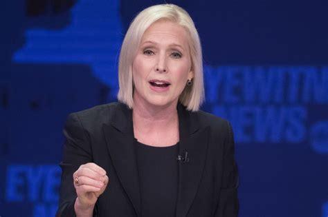kirsten gillibrand president sen kirsten gillibrand jumps into 2020 us presidential