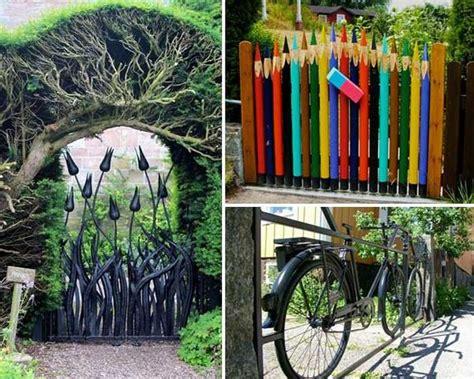 amazing garden gate ideas  reflect style