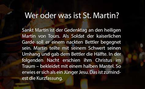 wann ist martinstag wer oder was ist st martin spannende fakten zum