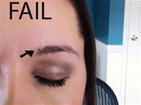tips to getting the quot perfect quot brow so say you