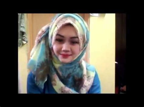 tutorial wide pashmina elyashazleen simple style shawl agaclip make your