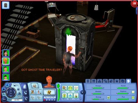 mod game the sims 3 mod the sims time machine mods sims 3 showtime 3 18 2012