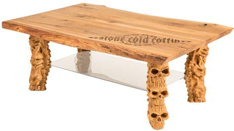 tisch table tisch firststrike stone cold coffin