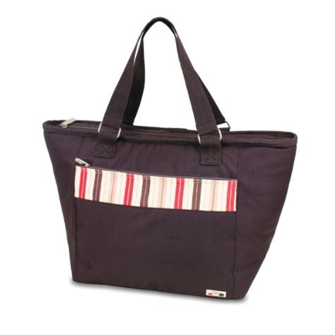 Picnic Time Insulated Cooler Tote picnic time topanga insulated cooler tote
