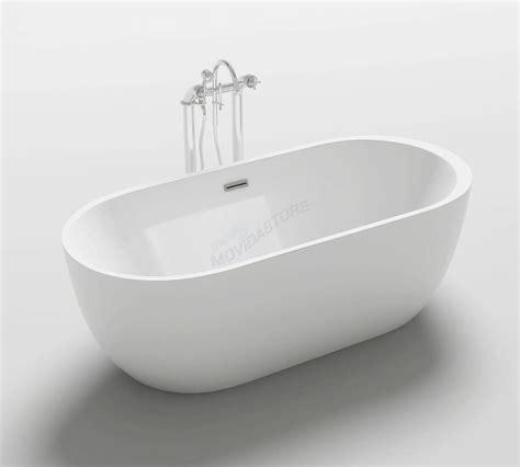 vasca da bagno freestanding 17 migliori idee su vasca da bagno doccia su