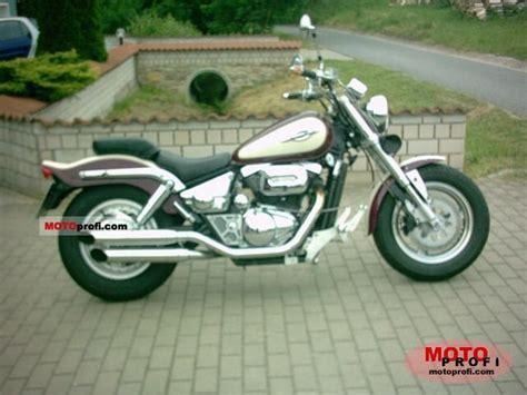 98 Suzuki Marauder 800 1998 Suzuki Vz 800 Marauder Moto Zombdrive