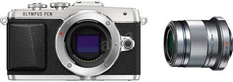 Kamera Olympus Pen E Pl7 olympus pen e pl7 silber portrait kit portrait objektiv 45mm f1 8 digital kamera alza de