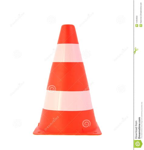 Traffic Cone Karet Safe Line traffic cone stock photography cartoondealer 9876824
