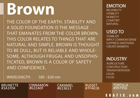 what does the color gray brown color meaning symbol colors emotions color