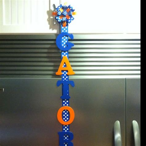 17 Best Images About It S Great To Be A Florida Gator On Florida Gators Bathroom Decor