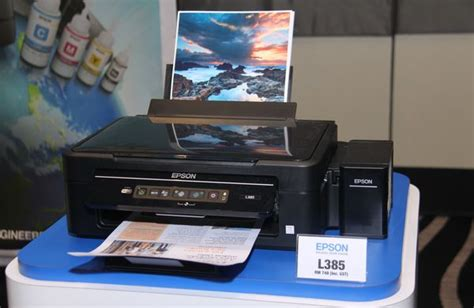 Printer Epson L Series A3 epson introduces new replaceable ink pack system rips and l series printers hardwarezone my