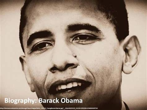 biography of barack obama ppt the life of barack obama authorstream