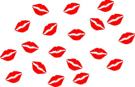free kissing lips clipart download free clip art free