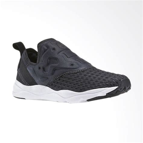 Harga Reebok Furylite Slip On jual reebok furylite slip on casual shoes bd1583 sneakers