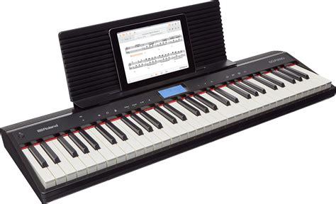 Piano Digital Roland roland india go piano digital piano go 61p