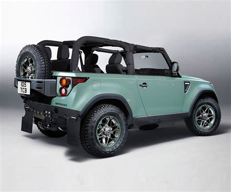 New Land Rover Defender 2018 by 2018 Land Rover Defender Price Redesign Release Date