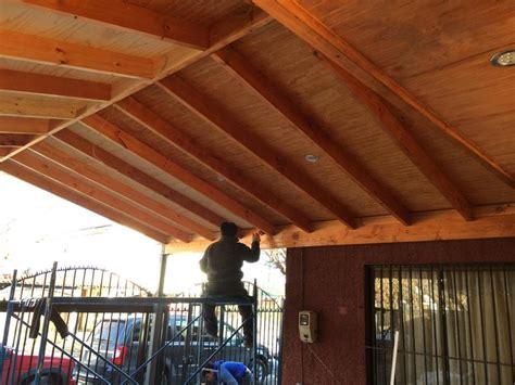 cobertizos con viga ala vista ram remodelaciones ideas remodelaci 243 n casa