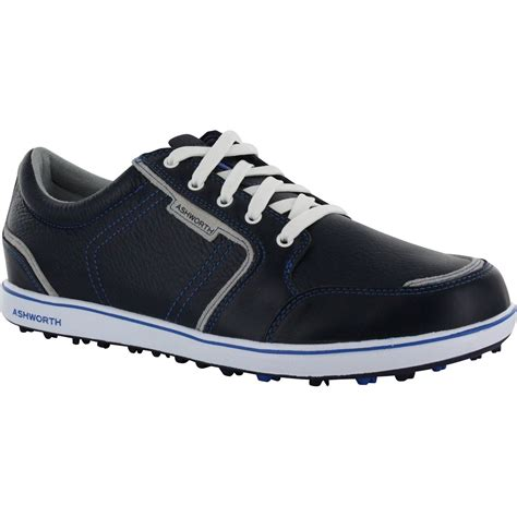 ashworth golf shoes ashworth cardiff adc spikeless shoes at globalgolf