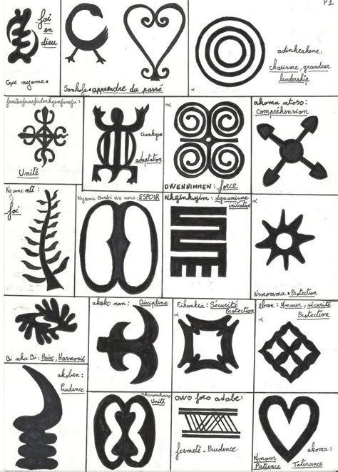 african symbols tattoos 88 best images about adinkra symbols on
