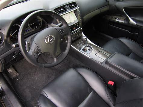 Lexus Is Interior by 2009 Lexus Is 250 Interior Pictures Cargurus