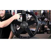 KMC XD775 Rockstar Car Wheel  YouTube