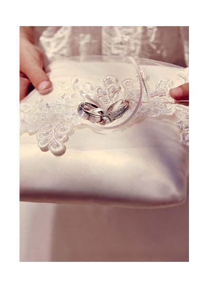 sea of petals ring bearer pillow david s bridal