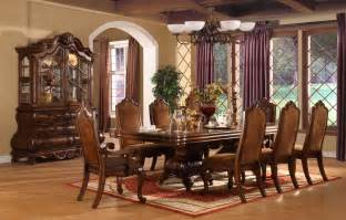 Elegant Dining Rooms by Elegant Formal Dining Room Sets Wooden Bams Ceiling